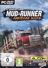 Spintires: MudRunner American Wilds Edition (PC-Spiel)