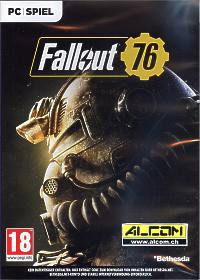 Fallout 76 (Code in a Box) (PC-Spiel)