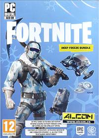 Fortnite - Deep Freeze Bundle (Code in a Box) (PC-Spiel)