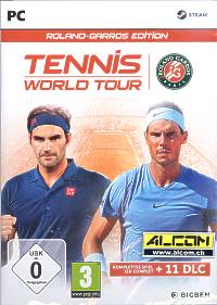 Tennis World Tour - Roland Garros Edition (PC-Spiel)