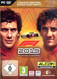 F1 2019 - Legends Edition (PC-Spiel)