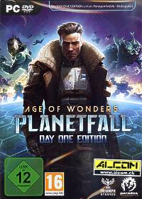 Age of Wonders: Planetfall - Day 1 Edition (PC-Spiel)