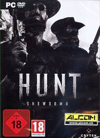 Hunt: Showdown (PC-Spiel)