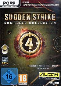 Sudden Strike 4 - Complete Collection (PC-Spiel)