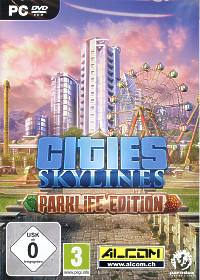 Cities: Skylines - Parklife Edition (PC-Spiel)