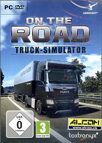 On the Road: Truck Simulator (PC-Spiel)