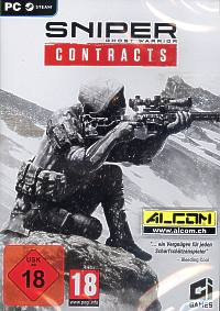Sniper: Ghost Warrior Contracts (PC-Spiel)