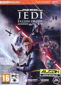 Star Wars: Jedi Fallen Order (Code in a Box) (PC-Spiel)