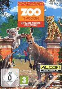 Zoo Tycoon: Ultimate Animal Collection (PC-Spiel)