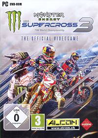 Monster Energy Supercross 3 (PC-Spiel)