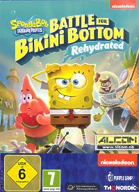 SpongeBob: Battle for Bikini Bottom - Rehydrated (PC-Spiel)