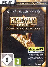 Railway Empire - Complete Collection (PC-Spiel)