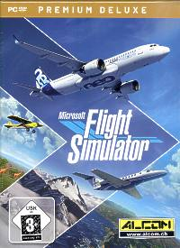 Microsoft Flight Simulator - Premium Deluxe Edition (PC-Spiel)