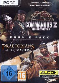 Commandos 2 + Praetorians: HD Remaster - Double Pack (PC-Spiel)