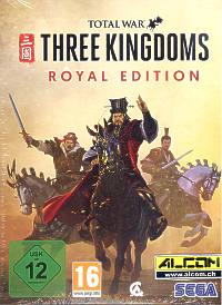 Total War: Three Kingdoms - Royal Edition (PC-Spiel)