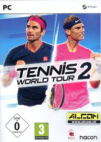 Tennis World Tour 2 (PC-Spiel)