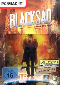 Blacksad: Under the Skin - Limited Edition (PC-Spiel)