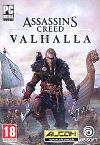 Assassins Creed: Valhalla (Code in a Box) (PC-Spiel)