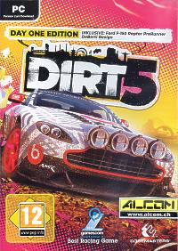 DIRT 5 - Day 1 Edition (PC-Spiel)