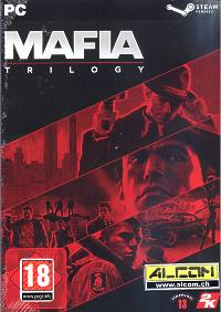 Mafia: Trilogy (Code in a Box) (PC-Spiel)