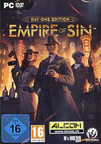 Empire of Sin - Day One Edition (PC-Spiel)