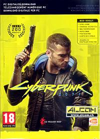 Cyberpunk 2077 - Day 1 Edition (Code in a Box) (PC-Spiel)