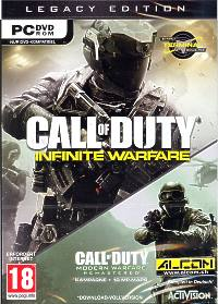 Call of Duty: Infinite Warfare - Legacy Edition (PC-Spiel)