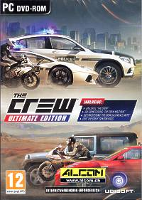 The Crew - Ultimate Edition (PC-Spiel)