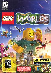 LEGO Worlds (Code in a Box) (PC-Spiel)