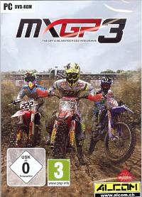 MX GP 3: The Official Motocross Videogame (PC-Spiel)