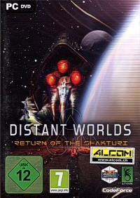 Distant Worlds Add-on: Return of the Shakturi (PC-Spiel)