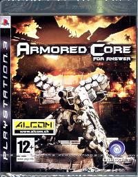 Armored Core 4: Answer (Playstation 3)