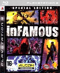 Infamous - Special Edition (inkl. Artbook) (Playstation 3)