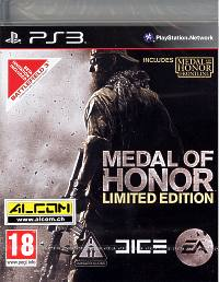 Medal of Honor - Limited Edition (Playstation 3)
