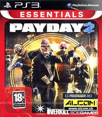 Payday 2 (Playstation 3)