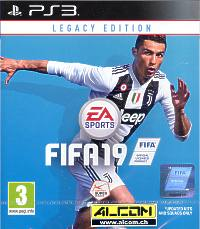 FIFA 19 - Legacy Edition (Playstation 3)