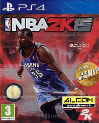 NBA 2K15 (Playstation 4)
