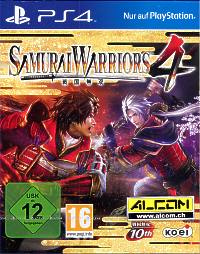 Samurai Warriors 4 (Playstation 4)