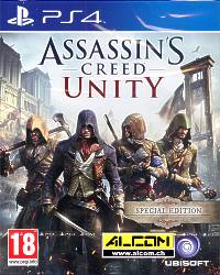Assassins Creed: Unity - Special Edition (Playstation 4)