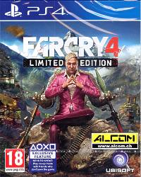 Far Cry 4 - Limited Edition (Playstation 4)