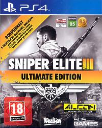 Sniper Elite 3 - Ultimate Edition (Playstation 4)