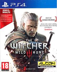The Witcher 3: Wild Hunt - Day One Edition (Playstation 4)