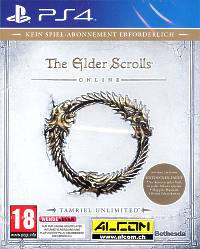 The Elder Scrolls Online: Tamriel Unlimited (Playstation 4)