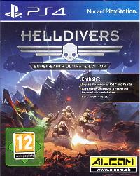 Helldivers - Super-Earth Ultimate Edition (Playstation 4)