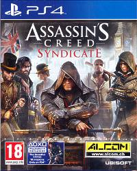 Assassins Creed: Syndicate (Playstation 4)