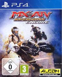 MX vs. ATV Supercross Encore (Playstation 4)