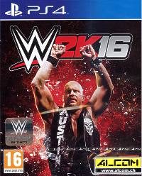 WWE 2K16 (Playstation 4)