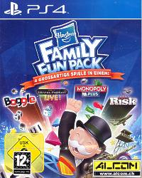 Hasbro Family Fun Pack (Playstation 4)