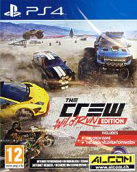 The Crew - Wild Run Edition (Playstation 4)