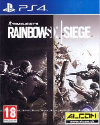 Rainbow Six: Siege (Playstation 4)